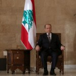 Lebanon president says politicians responsive to calls for calm after PM quit