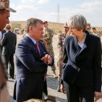 British PM May embarks on visit to Saudi Arabia, Jordan