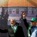 Hamas chief in Gaza says Palestinian unity deal is collapsing