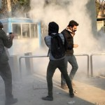 Canada expresses support for people protesting in Iran