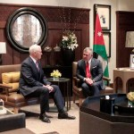 Jordan's king says East Jerusalem must be capital of Palestinian state