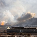 Arab Coalition forces destroy weapons depot for Houthis in Hajjah