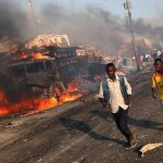 At least 18 people killed in pair of explosions in Somalia's capital