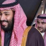 Saudi Crown Prince arrives in Washington on official visit