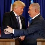 Trump's Mideast peace plan in limbo as Netanyahu visits