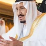 King Salman performs Eid al-Fitr prayers in Grand Mosque