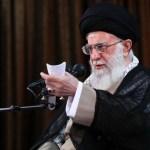 Khamenei rejects talks with US, praises Rouhani threat to close Hormuz Strait