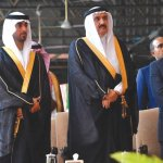 Saudi Minister of State Prince Mansour attends Maldives presidential inauguration