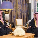 King Salman receives 58th annual audit report