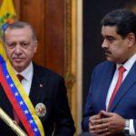 Erdogan defies Trump, calls Maduro Bolivar