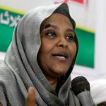 Sudanese opposition leader's daughter detained