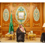 King Salman receives Saudi Arabia's regional governors