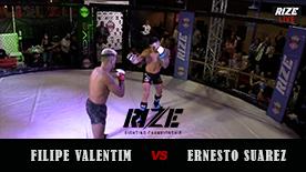 Filipe Valentim vs Ernesto Suarez