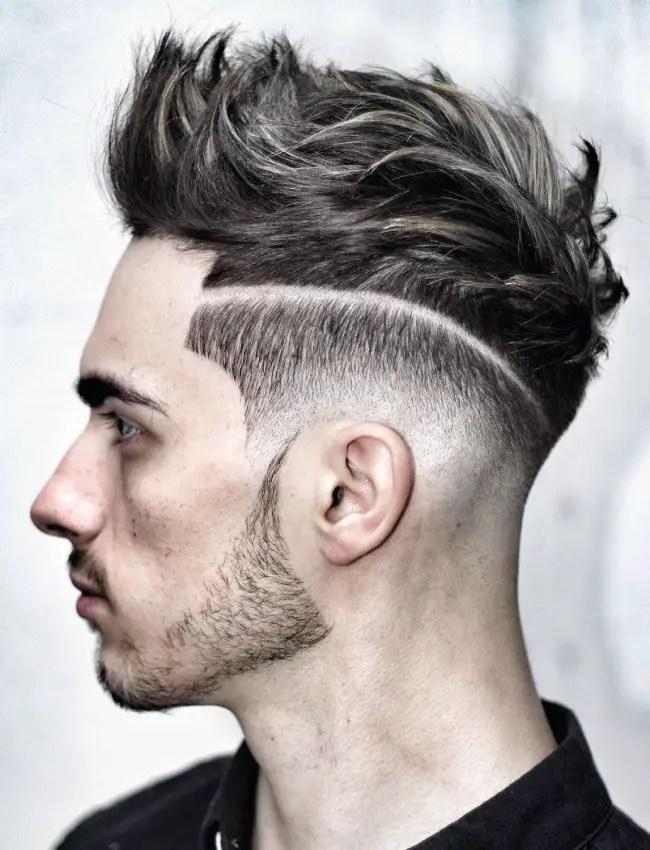 Los nuevos cortes de pelo para hombres