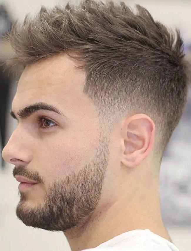 Imagenes de cortes de cabello para hombres jóvenes