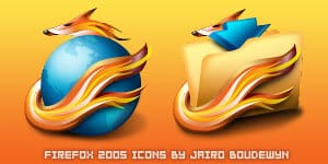 Firefox 2005 Icons