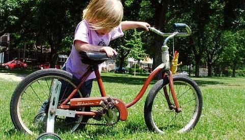 Saya dan Sepeda #Bagian1 – Childhood