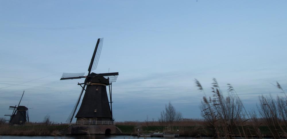 Kincir-Angin-Kinderdijk-Belanda