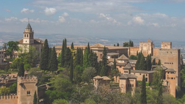 Alcazaba, Granada Spain