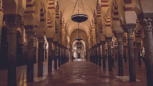 Mezquita-Catedral-Cordoba-Pillar