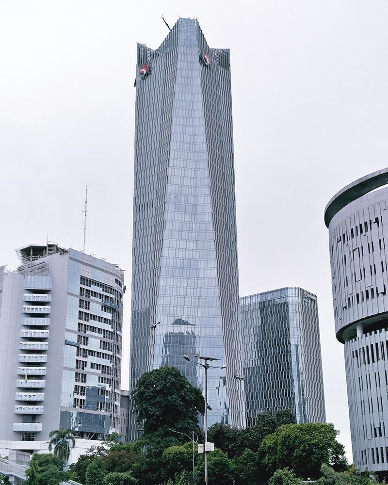 Gedung Telkom Landmark Tower TLT Jakarta