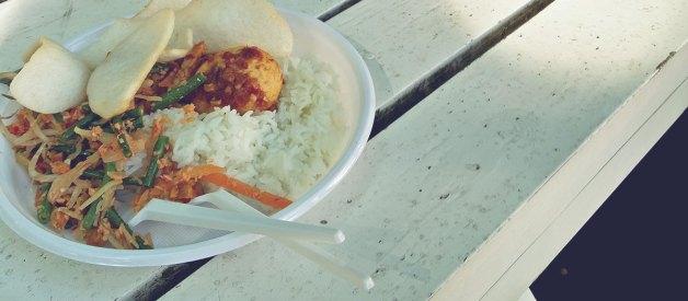 Makanan Indonesia di Belanda