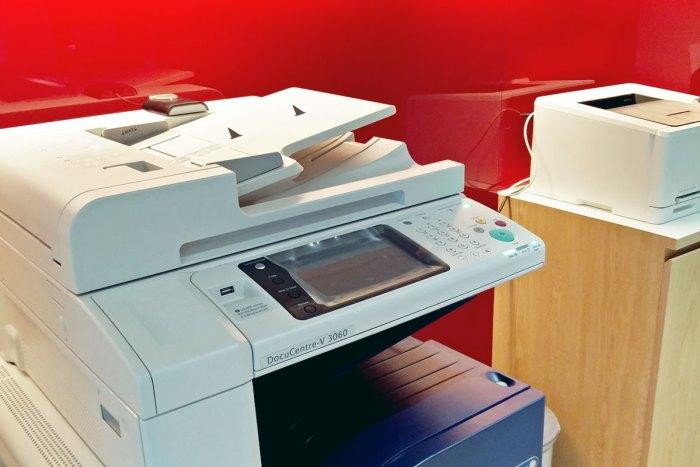 Mesin Fotocopy Docu Centre V 3060