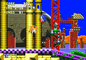 Sonic 3 - Launch Base Zone