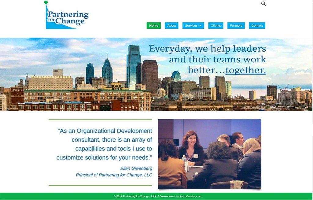 Partnering For Change