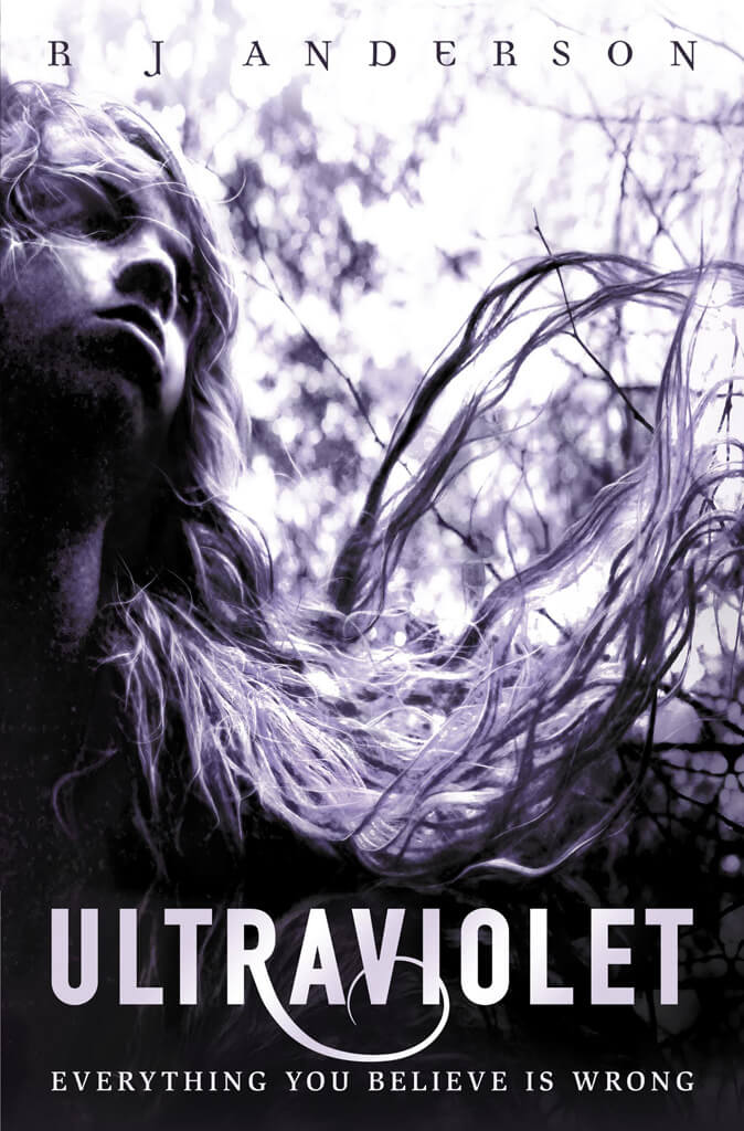Image result for ultraviolet by rj anderson