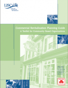 Commercial District Revitalization Planning Guide