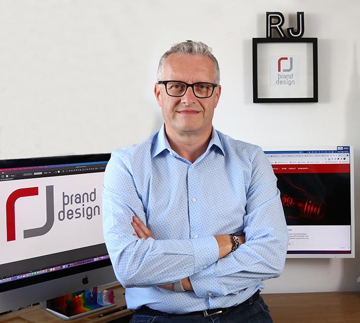 Rob Johnson, Managing Director, RJ Brand Design