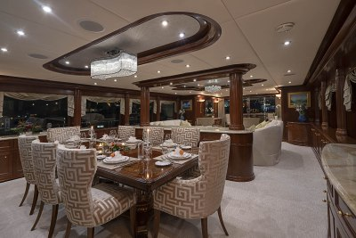 Aquasition, luxury charter yacht, Florida