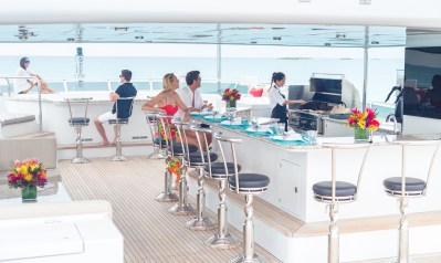 Remember When, luxury charter yacht, Bahamas