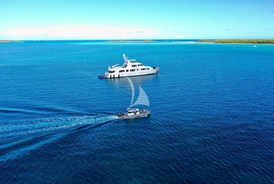 Wonderland, luxury charter yacht