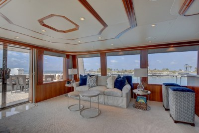 Valhalla, luxury yacht for charter in Florida