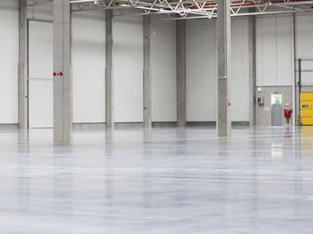 Maintening Polished Concrete Floors