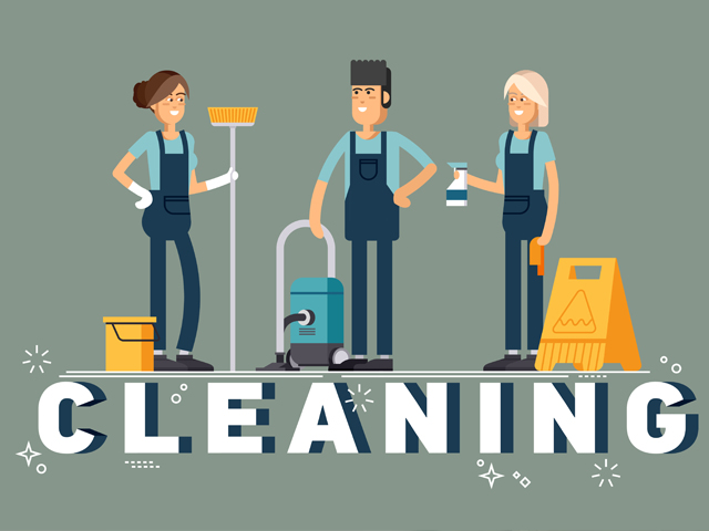 Future Of Commercial Cleaning