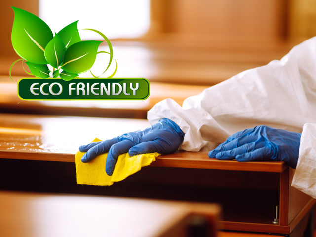 Why Eco-friendly Commercial Cleaning Is Essential In Schools