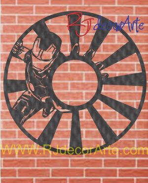 Reloj Iron man