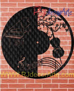 Reloj Música 2