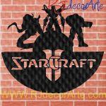 Reloj starcraft II