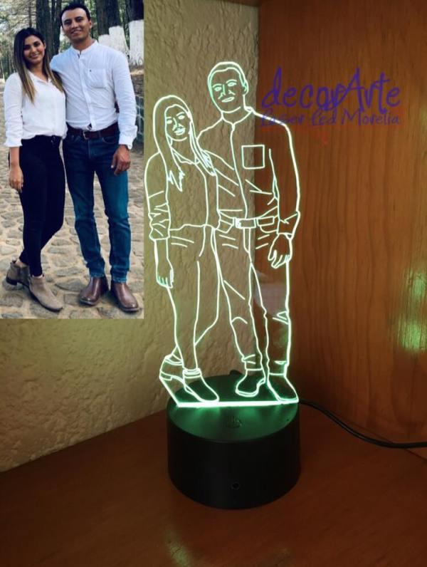 lampara trazada 3