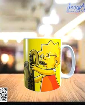 taza lisa
