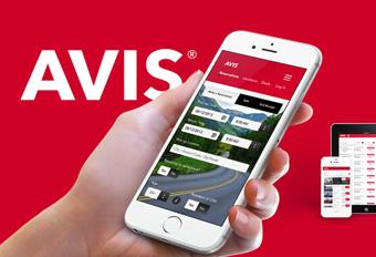 Avis Website UX/UI