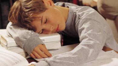 Photo of دراسة امريكيه عن النوم