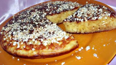 Photo of وصفة حلى تقليدية