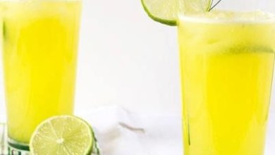 Photo of دراسة عن عصير الليمون