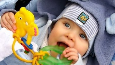 Photo of اسنان طفلك الاولى