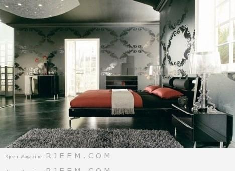 ديكورات فرنسية لغرف النوم 2014